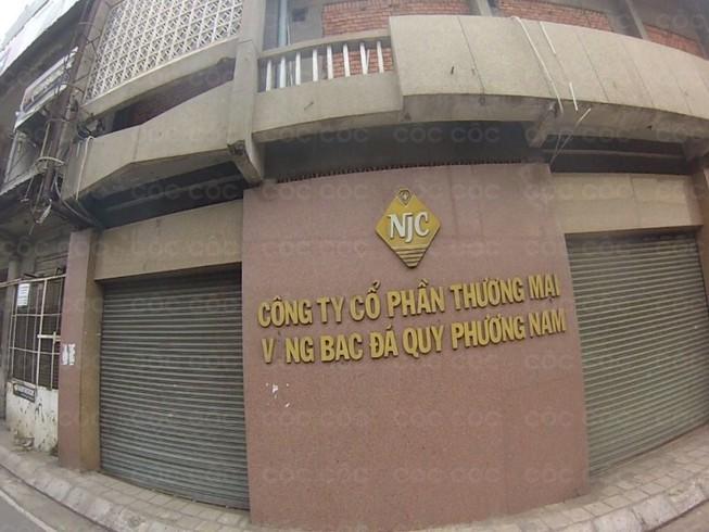 Sacombank lại rao bán công ty vàng của đại gia Trầm Bê, giá giảm 114 tỷ đồng so với lần đầu - Ảnh 1