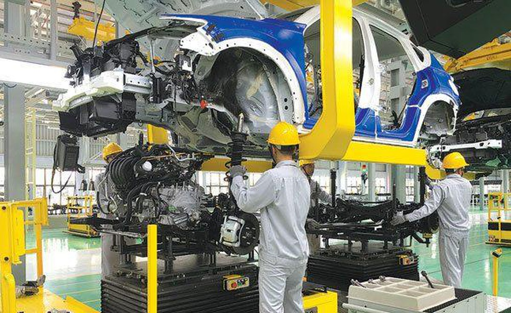 Bốn ông lớn sản xuất lắp ráp ô tô được hoàn thuế nhập khẩu linh kiện ô tô trên 2.000 tỷ đồng - Ảnh 1
