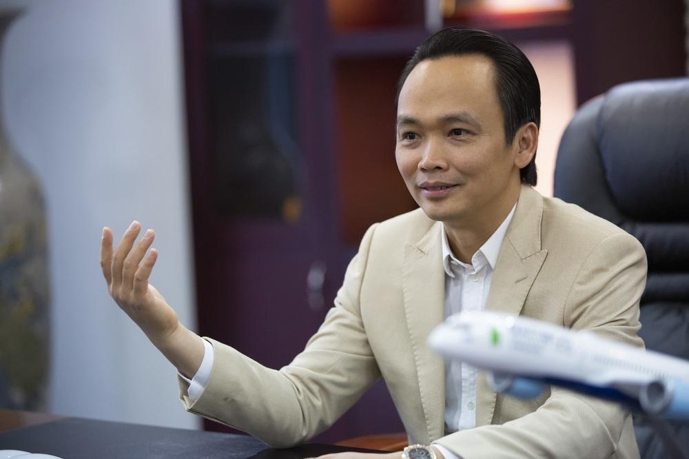 Ông Trịnh Văn Quyết thôi chức Tổng giám đốc Bamboo Airways - Ảnh 1