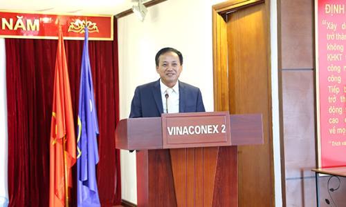 Vinaconex muốn bán sạch vốn tại VC2, Chủ tịch Đỗ Trọng Quỳnh đăng ký mua vào - Ảnh 1