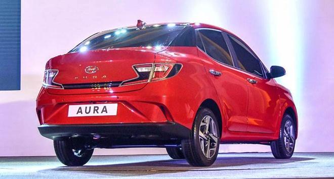 Hyundai ra xe cỡ nhỏ Aura ra mắt thị trường Ấn Độ, giá từ 189 triệu đồng - Ảnh 2