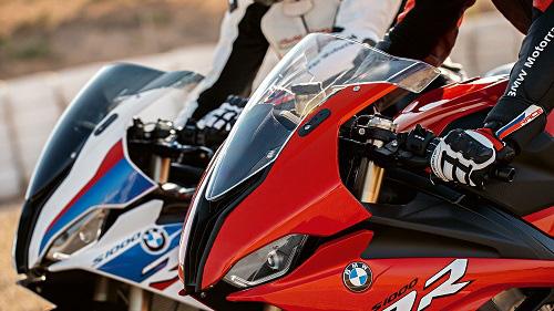 Chiêm ngưỡng siêu phẩm S 1000 RR hoàn toàn mới của BMW Motorrad - Ảnh 2