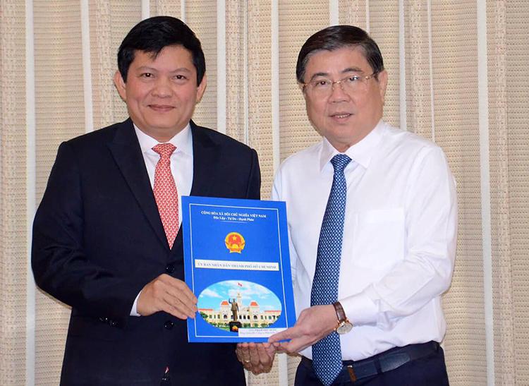 Sếp Trung tâm xúc tiến thương mại giữ chức Tổng giám đốc Sagri sau khi ông Lê Tấn Hùng bị bắt - Ảnh 1