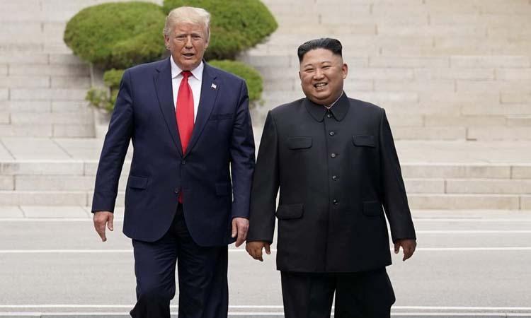 """Tổng thống Trump gọi nhà lãnh đạo Kim Jong Un là """"người tên lửa"""", Triều Tiên phản ứng ra sao? - Ảnh 1"""