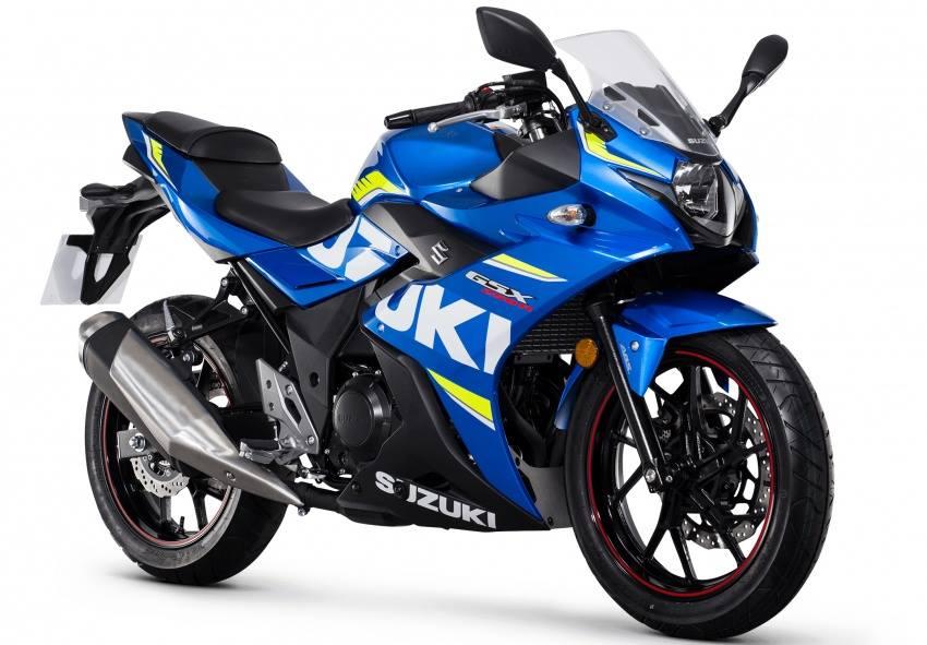 Bảng giá xe máy Suzuki mới nhất tháng 12/2019: Suzuki Raider Fi 2020 giá lên kệ gần 50 triệu đồng - Ảnh 1