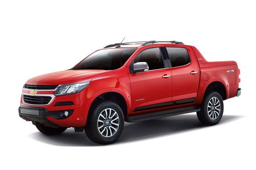 Bảng giá xe Chevrolet mới nhất tháng 12/2019: SUV Chevrolet Trailblazer ưu đãi tới 100 triệu đồng - Ảnh 1