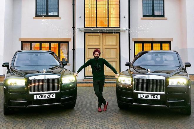 Hé lộ danh tính đại gia mua cùng lúc 6 chiếc Rolls-Royce chỉ để đồng bộ với khăn đội đầu - Ảnh 2