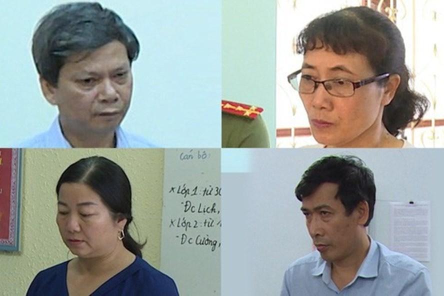 Sai phạm trong Kỳ thi THPT quốc gia 2018: Khởi tố thêm cựu Trung tá công an tỉnh Sơn La - Ảnh 1