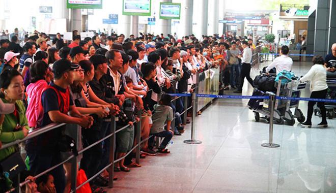 """Sân bay Tân Sơn Nhất """"đội sổ"""" chất lượng dịch vụ hàng không năm 2018 - Ảnh 1"""