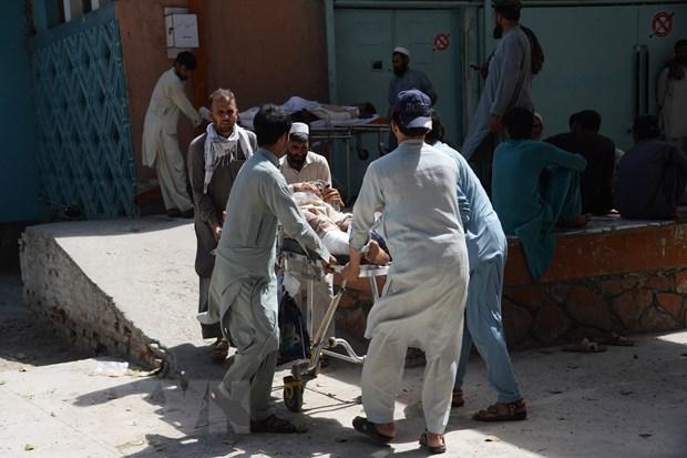 IS nhận trách nhiệm về vụ tấn công đẫm máu khiến 16 người chết tại Afghanistan - Ảnh 1