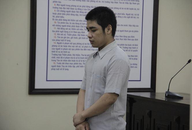 4 năm tù cho đối tượng đâm gục tài xế Grab vì muốn bênh vực xe ôm truyền thống - Ảnh 1