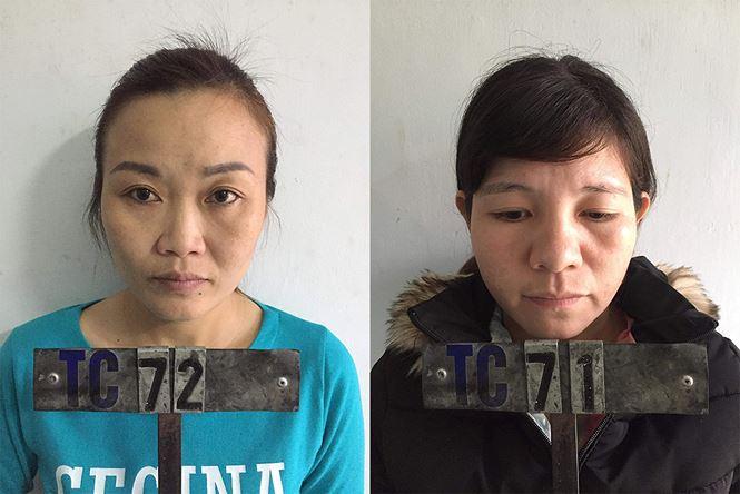 """Nghệ An: Khởi tố hai """"nữ quái"""" chuyên bán trẻ vị thành niên sang Trung Quốc  - Ảnh 1"""
