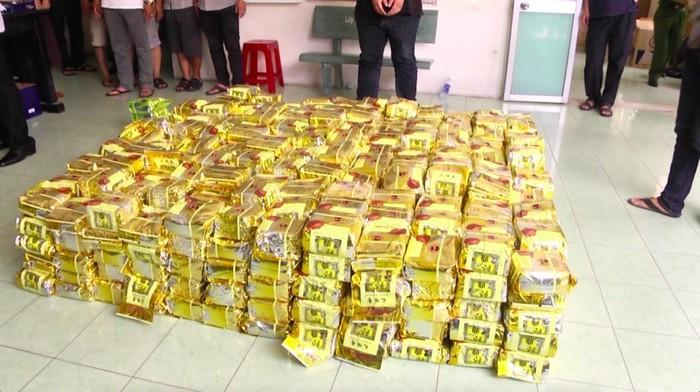 Hành trình truy đuổi và bắt giữ 1,1 tấn ma túy trên xe tải như phim hành động - Ảnh 2