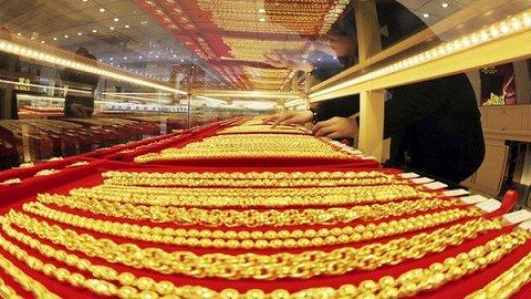 Giá vàng hôm nay 23/4/2019: Vàng SJC giảm 20.000 đồng/lượng - Ảnh 1