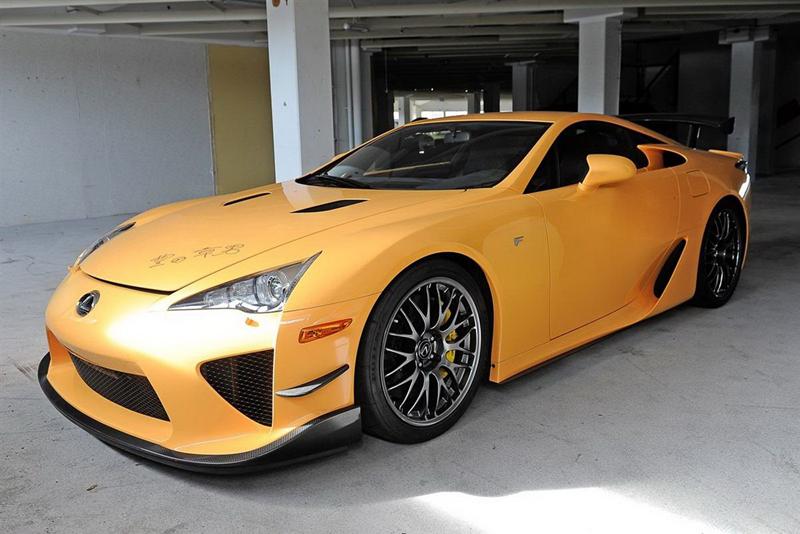 """Lexus LFA Nurburgring Edition """"hàng độc"""" được rao bán giá 580.000 USD - Ảnh 4"""