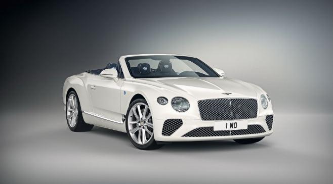 """""""Mãn nhãn"""" với từng chi tiết cận cảnh của Bentley Continental GTC Bavarian Edition giới hạn - Ảnh 1"""
