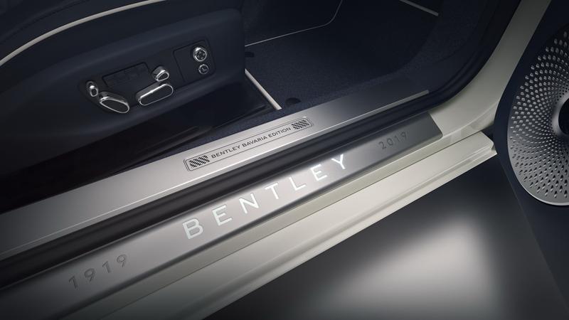 """""""Mãn nhãn"""" với từng chi tiết cận cảnh của Bentley Continental GTC Bavarian Edition giới hạn - Ảnh 3"""