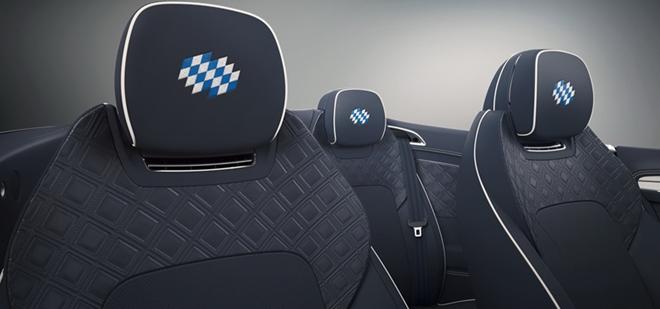 """""""Mãn nhãn"""" với từng chi tiết cận cảnh của Bentley Continental GTC Bavarian Edition giới hạn - Ảnh 4"""
