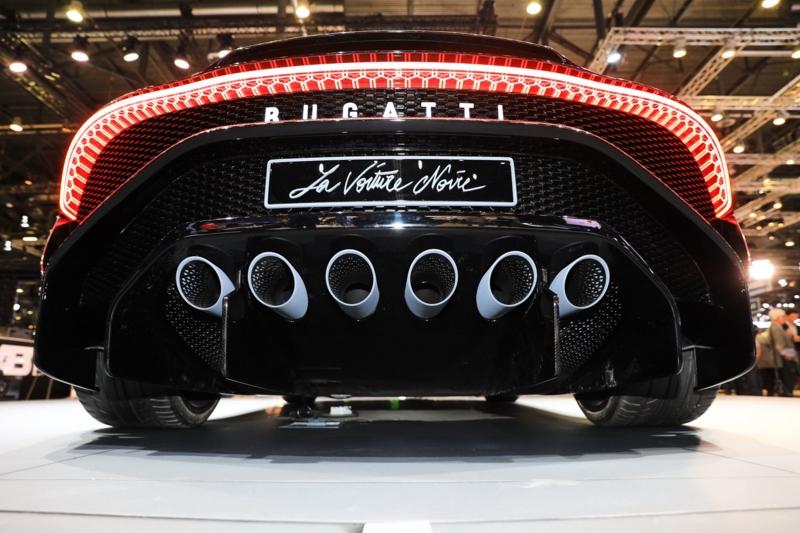 Bị đồn đoán là chủ nhân của siêu xe Bugatti 19 triệu USD, Cristiano Ronaldo nói gì? - Ảnh 2
