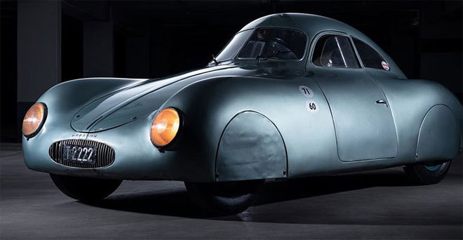 Chiếc xe lâu đời nhất của Porsche sắp đấu giá, ước tính đạt tới 20 triệu USD - Ảnh 1