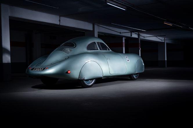Chiếc xe lâu đời nhất của Porsche sắp đấu giá, ước tính đạt tới 20 triệu USD - Ảnh 2