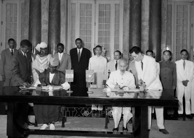 Chủ tịch Hồ Chí Minh - người đặt nền móng cho các quan hệ quốc tế - Ảnh 3