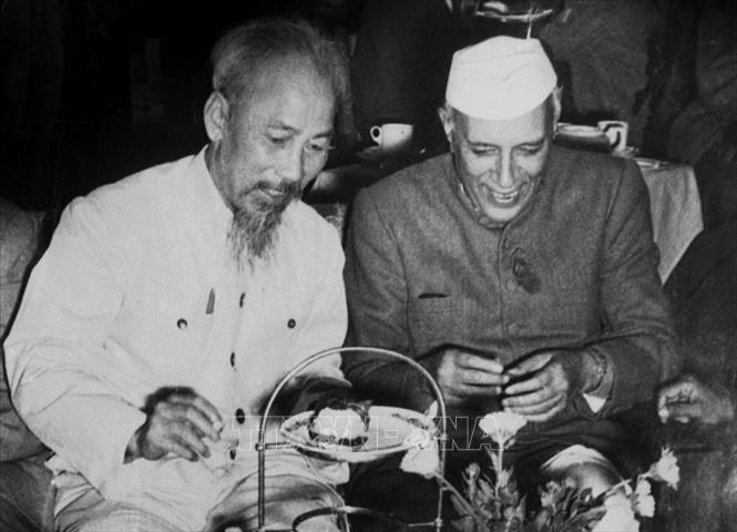 Chủ tịch Hồ Chí Minh - người đặt nền móng cho các quan hệ quốc tế - Ảnh 4