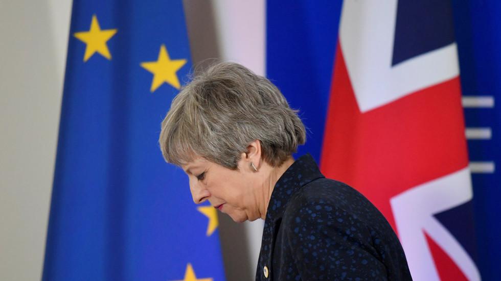 Nữ Thủ tướng Anh có thể sẽ từ chức trong tháng 6 tới - Ảnh 1