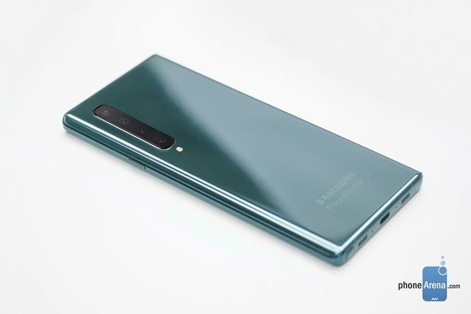 """""""Mãn nhãn"""" với thiết kế sang chảnh của Samsung Galaxy Note 10  - Ảnh 2"""