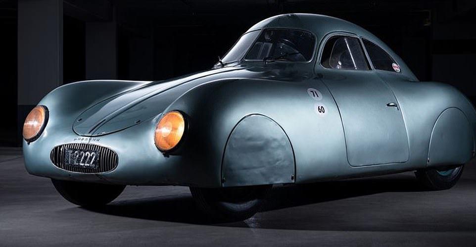 """Alfa Romeo 80 năm tuổi nhận danh hiệu """"hoa hậu quý bà"""" trong làng xe cổ - Ảnh 3"""