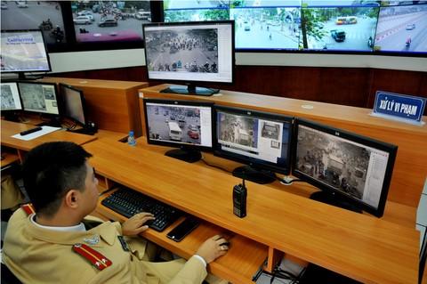 TP.HCM chuẩn bị mở rộng xử lý vi phạm giao thông qua hình ảnh - Ảnh 1