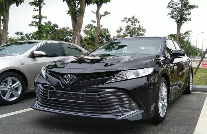 Bảng giá xe Toyota mới nhất tháng 5/2019: Giảm giá từ 5-30 triệu đồng cho nhiều mẫu xe - Ảnh 1