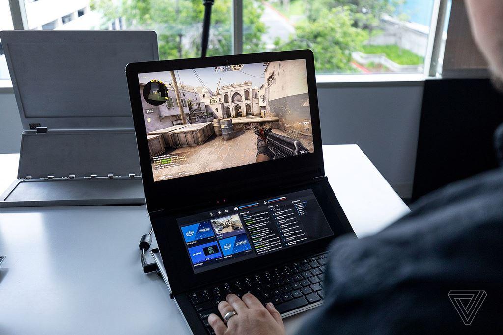 Tin tức công nghệ mới nóng nhất hôm nay 30/5/2019: Intel ra mắt laptop 2 màn hình - Ảnh 1
