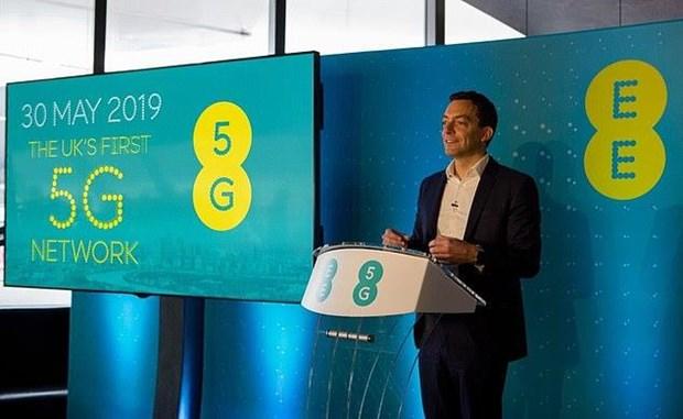 Nhà mạng EE chính thức cung cấp dịch vụ 5G thương mại tại Anh - Ảnh 1