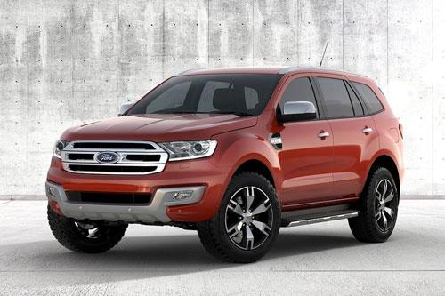 Bảng giá xe Ford mới nhất tháng 5/2019: SUV Ford Explore có giá bán trên 2 tỷ đồng - Ảnh 1