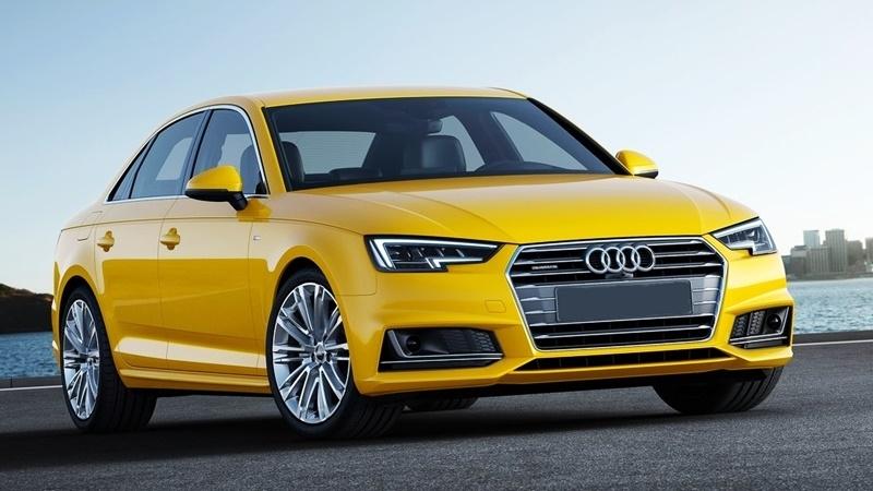 Bảng giá Audi mới nhất tháng 5/2019: A7 Sportback thế hệ mới nhất giá từ 3,8 tỷ đồng - Ảnh 1