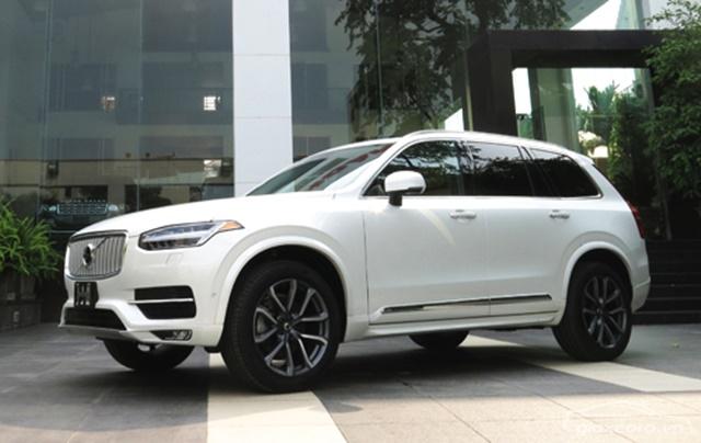 Bảng giá Volvo mới nhất tháng 5/2019: XC90 Inscription là 3,99 tỷ đồng - Ảnh 1