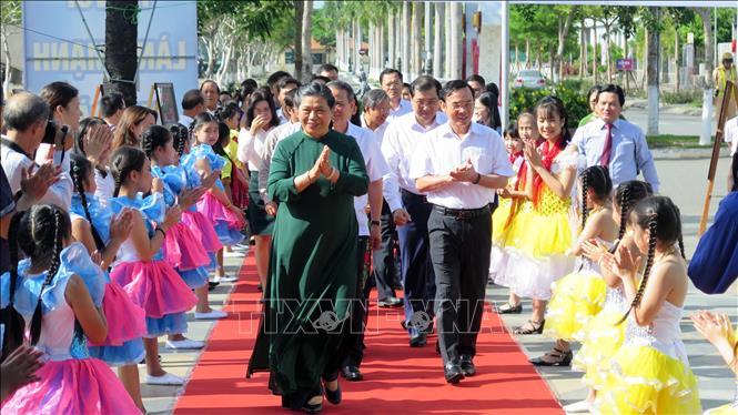 Cần nhân rộng kinh nghiệm trong công tác chăm sóc, đào tạo trẻ em của Đà Nẵng  - Ảnh 1