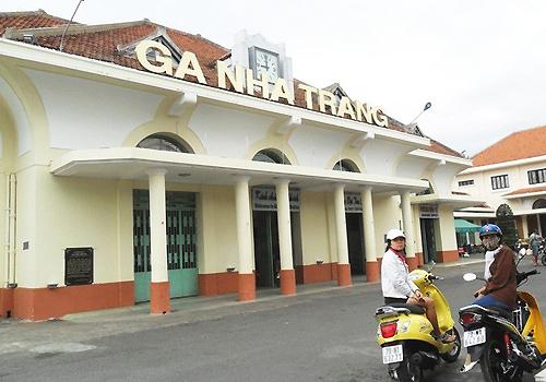 Đề xuất di dời ga Nha Trang ra khu vực ngoại thành - Ảnh 1