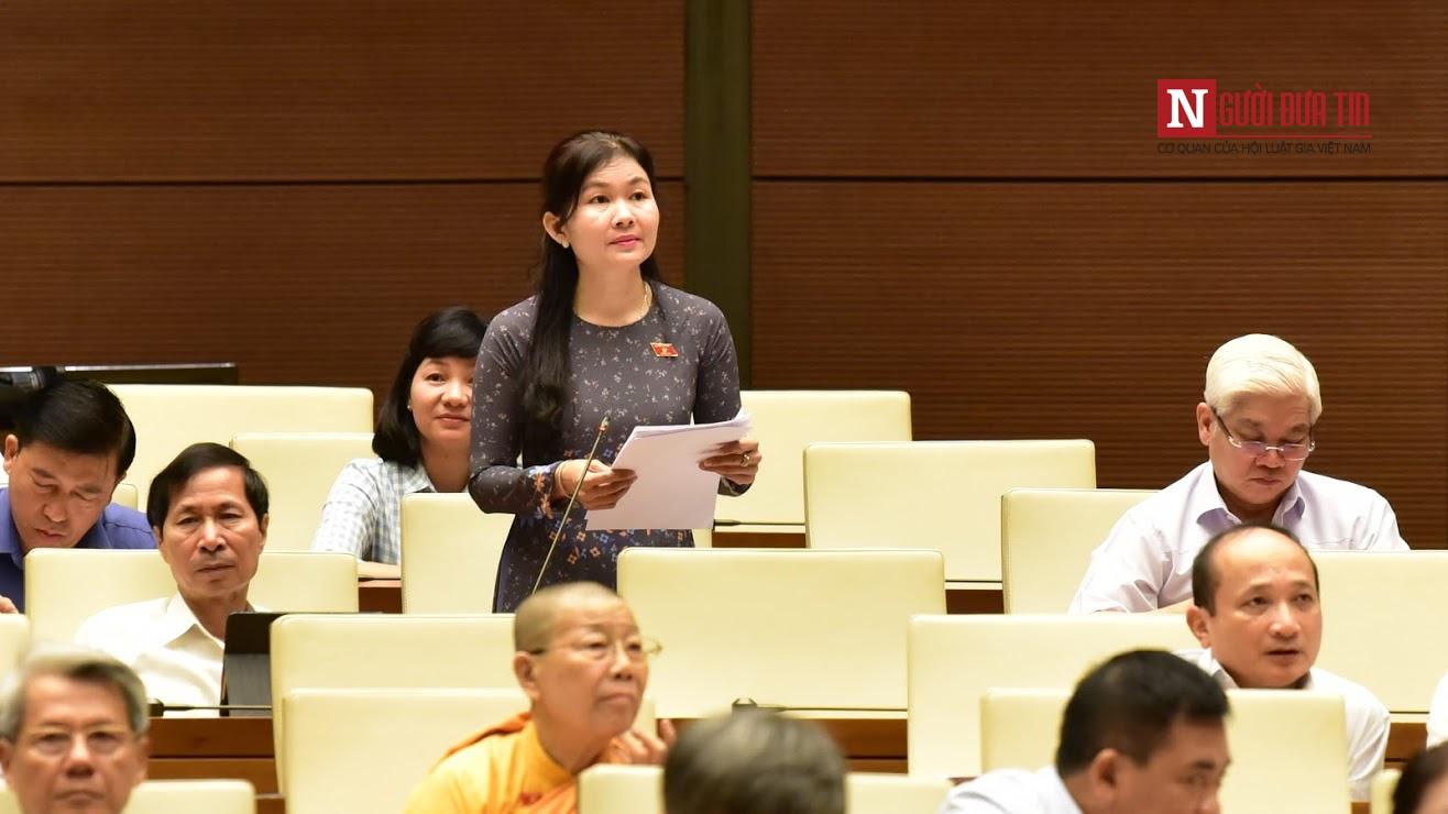 Nhiều ĐBQH không đồng tình giảm cấp phó HĐND, Bộ trưởng Bộ Nội vụ Lê Vĩnh Tân nói gì? - Ảnh 1