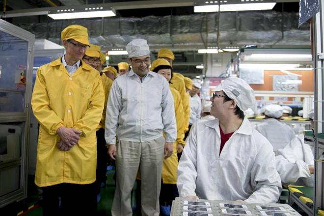 Foxconn tuyên bố sẵn sàng chuyển nhà máy lắp iPhone khỏi Trung Quốc - Ảnh 1