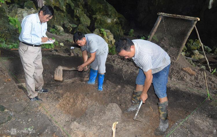 Bắc Kạn: Phát hiện di tích khảo cổ người tiền sử ở Ba Bể - Ảnh 1