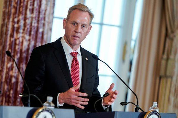 Quyền Bộ trưởng Quốc phòng Mỹ từ chức vì cáo buộc liên quan bạo lực gia đình - Ảnh 1