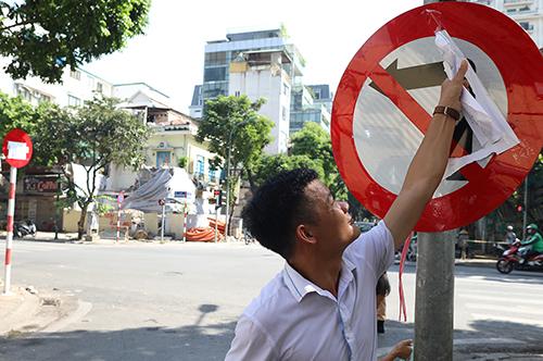 Hà Nội rào đường Trần Hưng Đạo trong 15 tháng để thi công nhà ga ngầm - Ảnh 2
