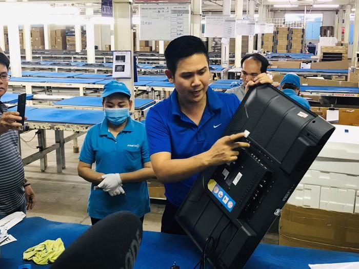 Chủ tịch Hội Doanh nghiệp Hàng Việt Nam chất lượng cao nói gì về vụ Asanzo? - Ảnh 1