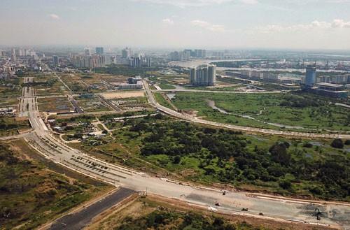 Chủ tịch UBND TP.HCM khẳng định chưa nhận được kết luận thanh tra khu đô thị mới Thủ Thiêm - Ảnh 2