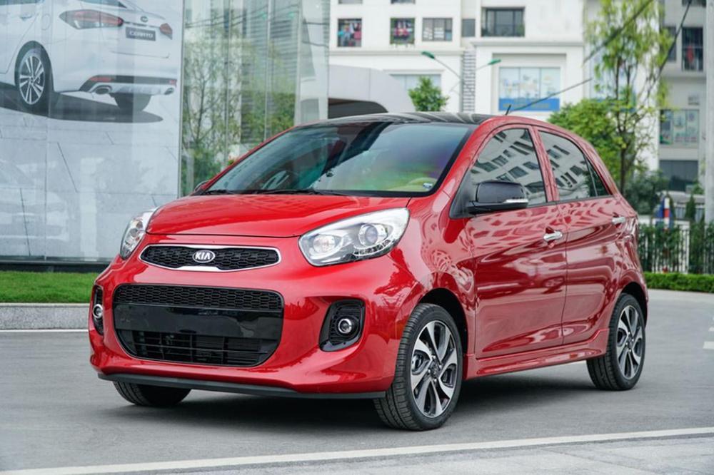 Bảng giá xe ô tô Kia mới nhất tháng 6/2019: Morning EX giá 299 triệu đồng - Ảnh 1