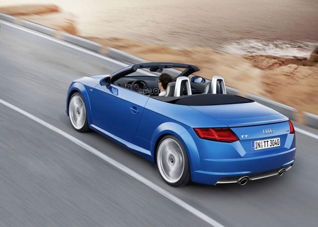 Bảng giá Audi mới nhất tháng 6/2019: Audi Q2 giá niêm yết 1,61 tỷ đồng - Ảnh 1