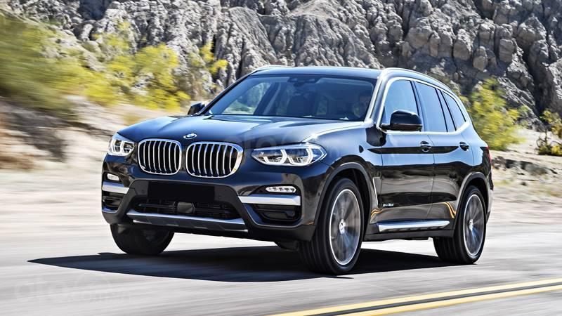 Bảng giá xe BMW mới nhất tháng 6/2019: X4 giữ nguyên giá cũ 2,399 tỷ đồng - Ảnh 1