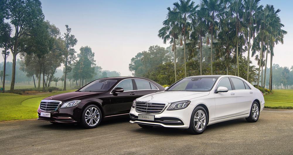 Bảng giá xe Mercedes-Benzmới nhất tháng 6/2019: GLC 300 4Matic giá 2,289 tỷ đồng - Ảnh 1